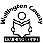 wellington county learning centre logo