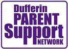 Dufferin Parent Support Network Logo