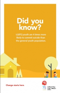 did you know youth suicide