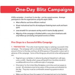 One Day Blitz Campaigns thumbnail