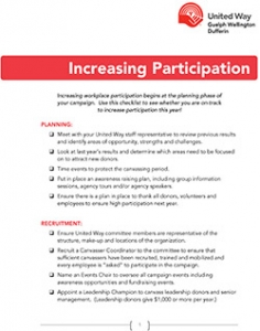 how to increase participation in campaigns