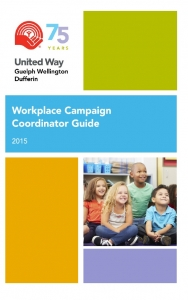 workplace campaign coordinator's guide