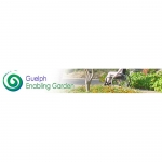 guelph enabling garden logo