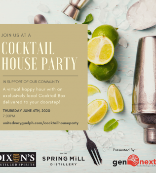 Cocktail House Party!
