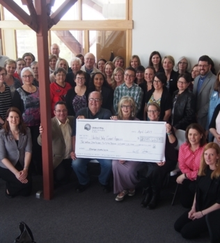 United Way invests in 90 local social service programs