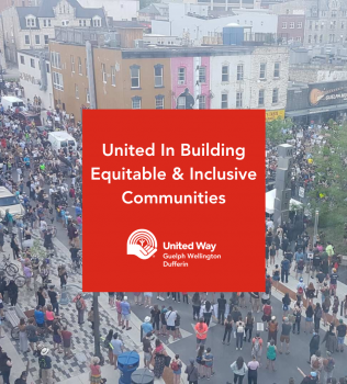 United In Building Equitable & Inclusive Communities For All