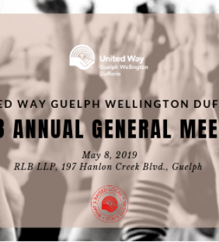 United Way Annual General Meeting