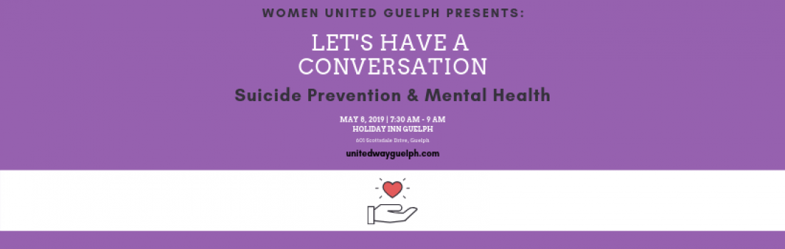Let's Have A Conversation: Suicide Prevention & Mental Health