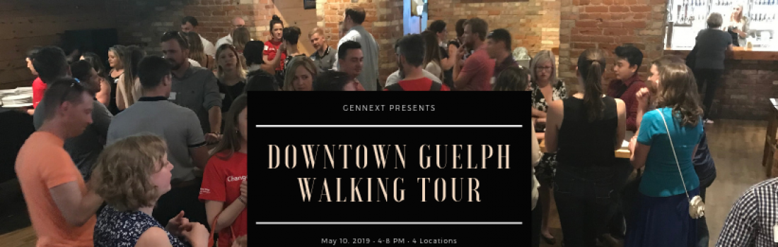 Downtown Guelph Walking Tour