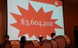 United Way Campaign Raises $3.6 million!