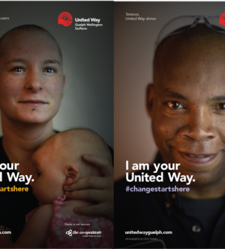 I Am Your United Way Photo Exhibit & Live Storytelling Event