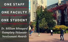 Nominations open for the 2019 Winegard Awards