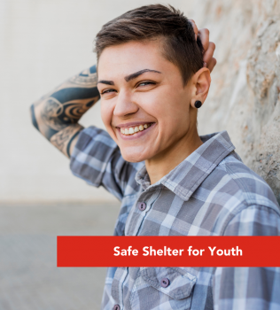 A Story of Local Love: Safe Shelter for Youth