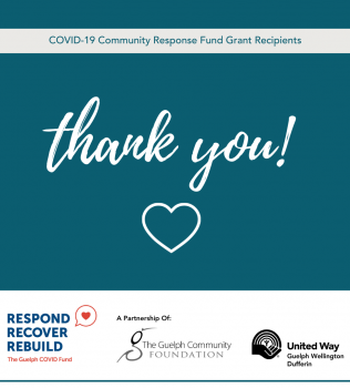 Media Release: COVID-19 Community Response Fund puts community dollars to work